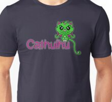 Cathulhu (Lovecraft Loves Cats!) Unisex T-Shirt