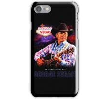 GEORGE STRAIT TO LAS VEGAS iPhone Case/Skin