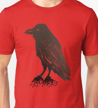 Winged Night Unisex T-Shirt