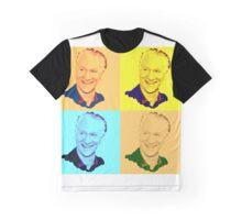 Bill Maher Pop Art Graphic T-Shirt