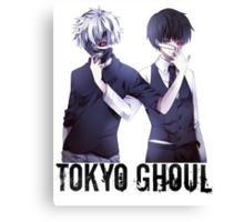 Anime: TOKYO GHOUL - Kaneki Canvas Print