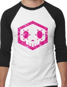 Sombra Skull Men's Baseball ¾ T-Shirt