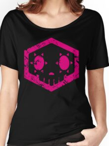 Sombra Skull Women's Relaxed Fit T-Shirt