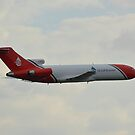 Oil Spill Response Boeing 727-200 by Andy Jordan