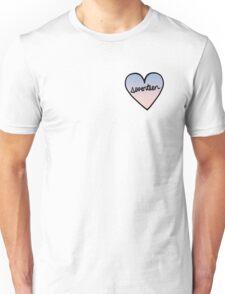 Seventeen Heart Patch kpop Unisex T-Shirt