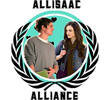 The Allisaac Alliance II [Front/Back] Photographic Print