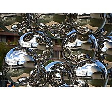 Spheres of Influence Photographic Print