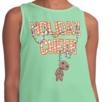 Holiday Cheer Contrast Tank