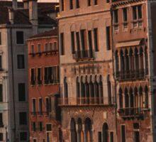 Venice, Italy. Sticker