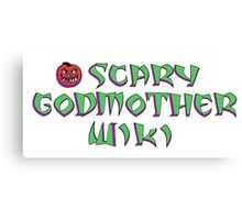 Scary Godmother Wiki (Official) Canvas Print