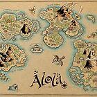 Alola Map by MeleeNinja