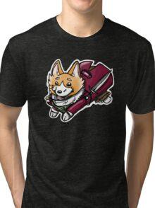 Corgi Baggins  Tri-blend T-Shirt