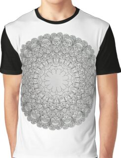 Mandala Inca Graphic T-Shirt