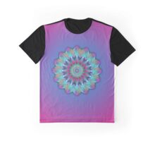 Violet Flame Graphic T-Shirt