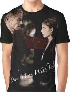 Spike And Buffy - Once More With Feeling Graphic T-Shirt