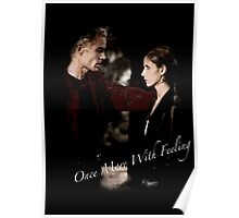 Spike And Buffy - Once More With Feeling Poster