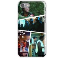 Miami Connection - 80s Movie T-Shirt iPhone Case/Skin
