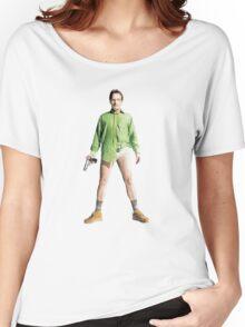 Walter White Heisenberg - Breaking Bad Women's Relaxed Fit T-Shirt