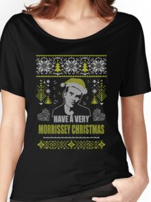 Have A Very Morrissey Christmas Christmas Women's Relaxed Fit T-Shirt