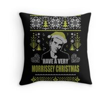 Have A Very Morrissey Christmas Christmas Throw Pillow