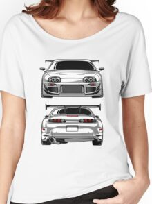 Toyota Supra 2JZ Women's Relaxed Fit T-Shirt