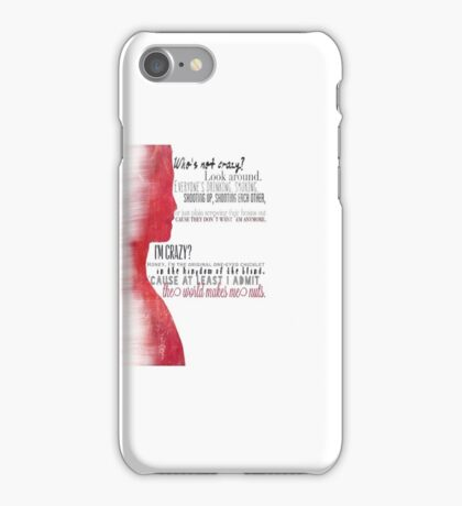 "Glorificus ""Glory"" iPhone Case/Skin"