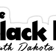 The Black Hills Sticker