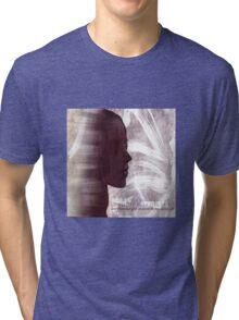 Faith Lehane - The Dark Slayer Tri-blend T-Shirt