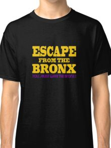 Escape From The Bronx - Leave Now Classic T-Shirt
