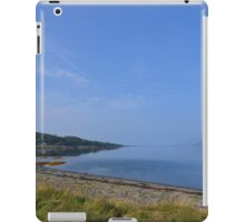 Pennyghael and Loch Scridain iPad Case/Skin