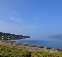 Pennyghael and Loch Scridain by Pete Johnston