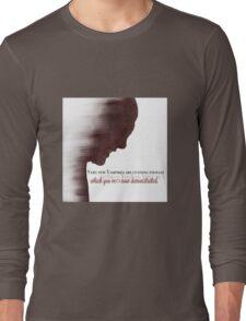 The Master - Buffy Long Sleeve T-Shirt