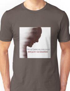 The Master - Buffy Unisex T-Shirt