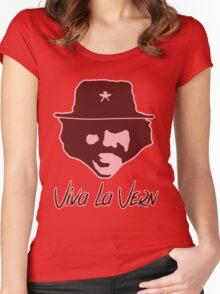 Viva La Vern Women's Fitted Scoop T-Shirt