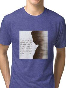 "Daniel ""Oz"" Osborne  Tri-blend T-Shirt"