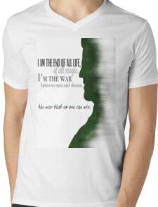 Adam - Buffy Villain Mens V-Neck T-Shirt