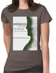 Adam - Buffy Villain Womens Fitted T-Shirt
