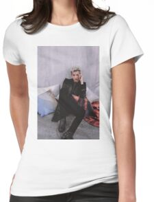 Kris Wu / Wu Yifan $$ Womens Fitted T-Shirt