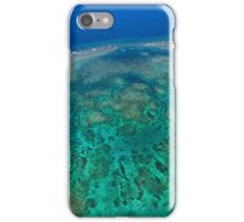 The Great Barrier Reef, Tropical North Queensland iPhone Case/Skin