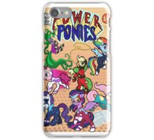 Power Ponies Assemble! iPhone Case/Skin