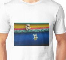 Little Ted Finds A New Friend Unisex T-Shirt