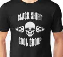 Black Shirt Cool Group Unisex T-Shirt