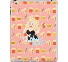 Trisha Paytas and Corn Dog iPad Case/Skin