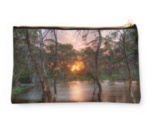 Thorn Park - Sunset, Clare, South Australia Studio Pouch