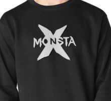 Monsta X Metal Inspired Logo Pullover