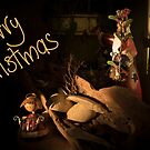 Merry Christmas by Clare Colins