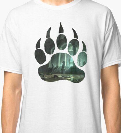 Lara Croft Tomb (Paw) Classic T-Shirt