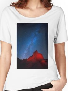 Caprock Canyons October Sky Women's Relaxed Fit T-Shirt