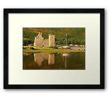 Lochranza Castle Framed Print