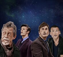 Day of the Doctor by SanFernandez